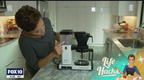 Life Hacks: Clean your coffee maker with this simple step
