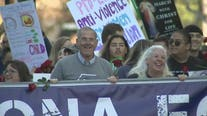 'Arizona for Life March and Rally' echoes through the streets of downtown Phoenix