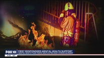 Phoenix Fire officials talk about measures they have to help 1st responders after tragic incidents