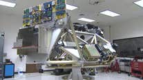 Valley facility producing key parts for Orion spacecraft