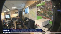 Command center helps authorities keep Waste Management Phoenix Open attendees safe