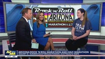 Woman trains for Rock 'n' Roll marathon to support Ozanam Manor
