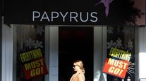 Papyrus greeting card stores closing amid retail struggles
