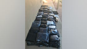 Hundreds of pounds of marijuana found at sites in Yavapai County
