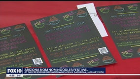Olmost The Weekend: Nom Nom Noodles festival offers an international pasta experience