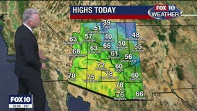 Noon Weather - 1/20/20