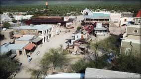 "Drone Zone: Taking a look at Old Tucson Studios, an ""Arizona Hollywood"" of sorts"