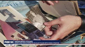 Briefcase with precious family photos found, man looking for its owner