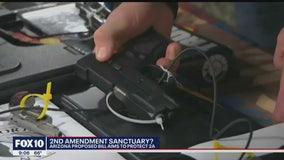 Legislature to consider bills on gun rights, gun control