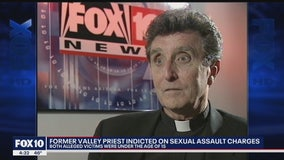 MCAO: Catholic priest indicted by Grand Jury on sexual misconduct charges