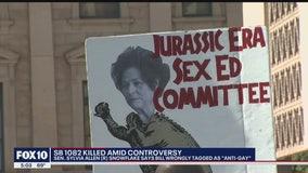 Amidst firestorm of controversy, Arizona State Senator pulls sex education bill