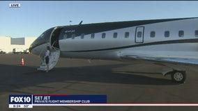 Cory's Corner: Set Jet private flight membership club
