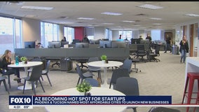 Phoenix ranks among the top 10 most affordable cities to launch startup