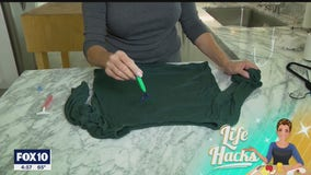 Life Hacks: How to revive your shirt