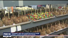 Olmost The Weekend: A Chocolate A'Fair for chocolate fans in the East Valley