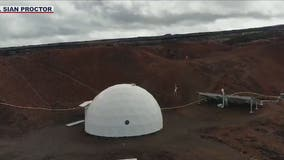 Mission accomplished: Women complete Mars simulation mission