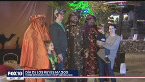 Night of Three Kings comes to the Phoenix Zoo