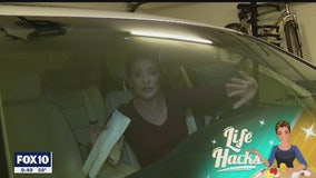 Life Hacks: How to keep that windshield clean, inside and out