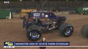 Cory's Corner: Monster Jam at State Farm Stadium
