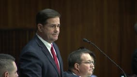 Ducey to close prison, calls for veteran tax cut and better mental health coverage while opposing tax hikes