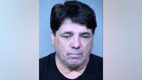 Man arrested, accused of hitting woman, 8-year-old in Phoenix crosswalk