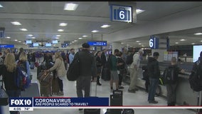 At Sky Harbor, mixed reaction to ongoing Coronavirus outbreak