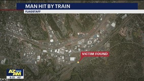 Flagstaff Police: Father dead after son was struck and killed by train