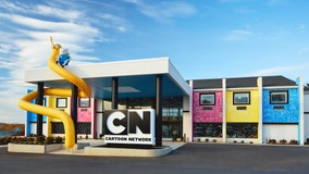 Relive your childhood in Cartoon Network's first ever hotel which opened this week