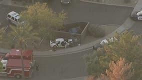 Chandler traffic stop leaves suspect dead, officer injured