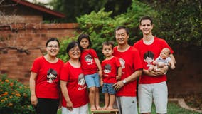 Arizona family stuck in Wuhan during start of COVID-19 coronavirus outbreak back in U.S.