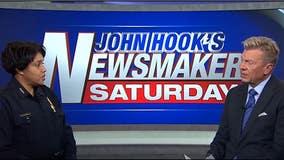 Newsmaker Saturday: Jeri Williams