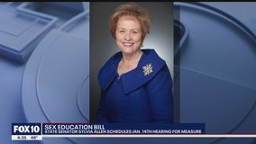 Arizona State Senator to amend SB1082 to clear up confusion about sex education