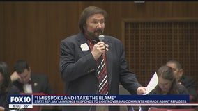 Audio recording of remarks made by Arizona GOP lawmaker stirs controversy