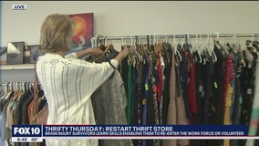 Thrifty Thursday: Restart Thrift Store