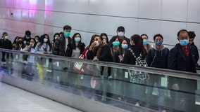 China confirms 2,700 cases of virus, 40 counted elsewhere