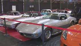 Barrett-Jackson Auto Auction opening Jan. 11 at Westworld in Scottsdale