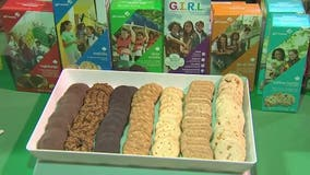 Cookie kick-off: Girl Scout cookie season begins Jan. 20