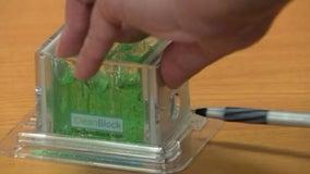Orlando inventor creates pen sanitizer for hospitals, public places