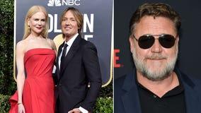 Nicole Kidman, Russell Crowe among dozens of celebs donating to help fight Australia wildfires