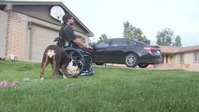 Man who took wheelchair from front yard thought it was 'bulk trash'; wheelchair is returned