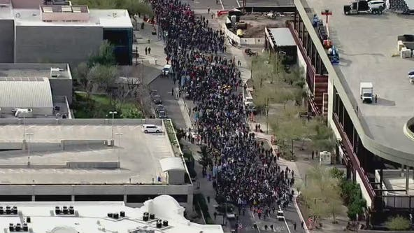 MLK Day: Thousands honor life, legacy of Martin Luther King Jr. in downtown Phoenix
