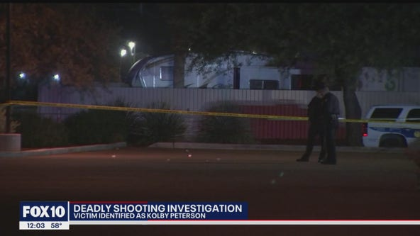Man dies after being shot in parking lot of north Phoenix community center