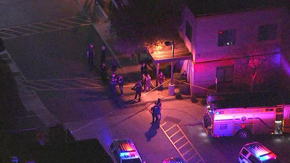 Police: Shooting leaves 3 people shot in Glendale