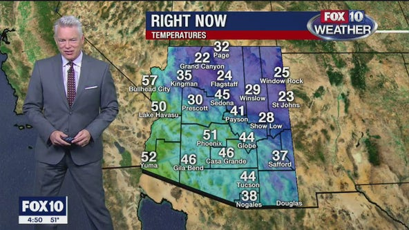 5AM Weather - 1/24/20