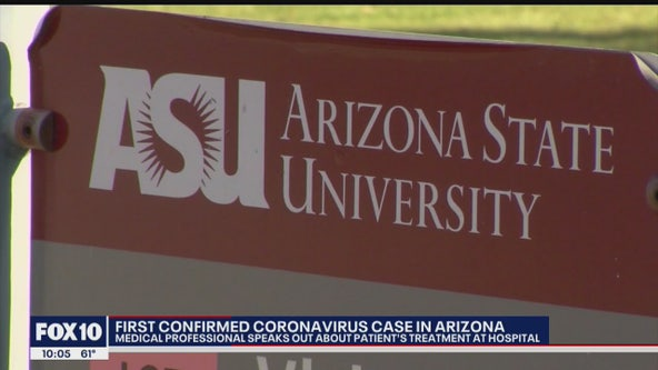 Arizona resident is 5th confirmed case of coronavirus in US