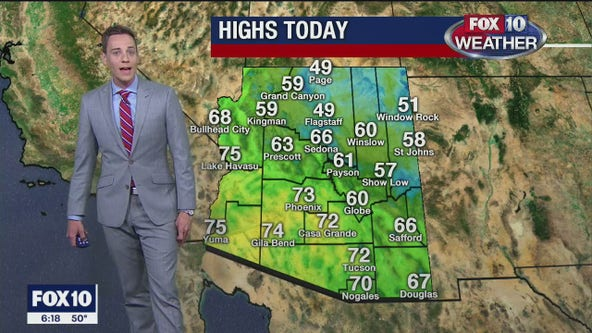 Sunday Morning Weather - 1/26/20