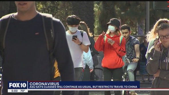 ASU to continue with classes as students remain on edge after confirmed diagnosis of Coronavirus