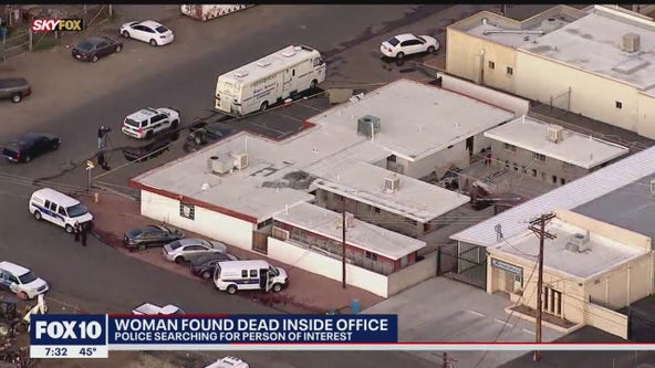 PD: Body of woman found inside office after cleaning crew reported 'foul odor'
