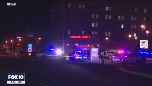 Scottsdale Police investigating officer-involved shooting near hospital