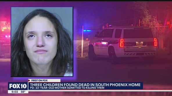 Court documents reveal graphic details surrounding deaths of three children